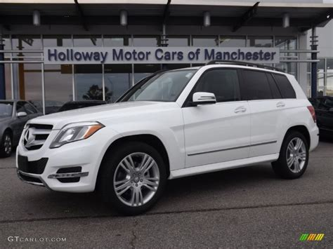 Brown Paint Colors 2013 Polar White Mercedes Benz Glk 350 4matic 71914884