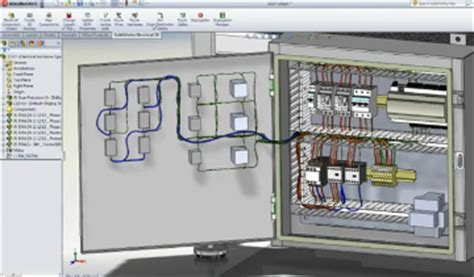 image gallery solidworks electrical