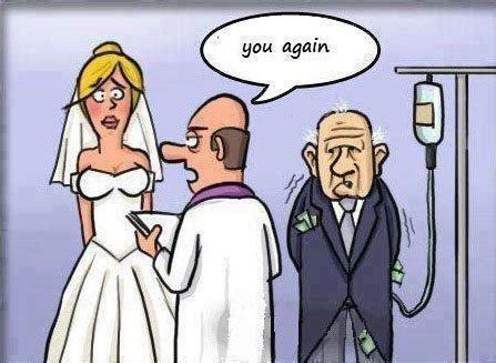 imagenes mujeres interesadas funny cartoon marriage
