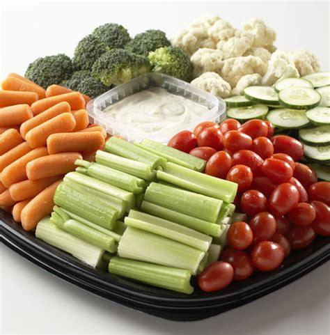 shop catering fruit veggie platters vegetable tray
