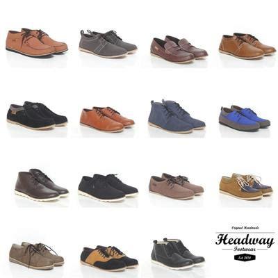 Sepatu Handmade Headway Footwear bisnis sepatu peluangbisnisss