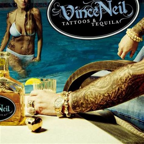 vince neil tattoos frontiers records signs motley crue singer vince neil for