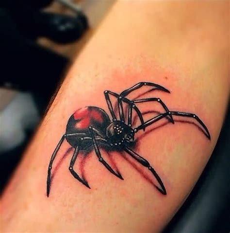 3d spider tattoo 3d spider ideas and 3d spider designs page 6