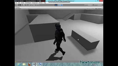 unity tutorial player movement basic third person player movement in unity youtube