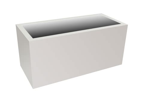 Modern Planters Los Angeles by Modern Touch Design Los Angeles Planter 34 25 6 In