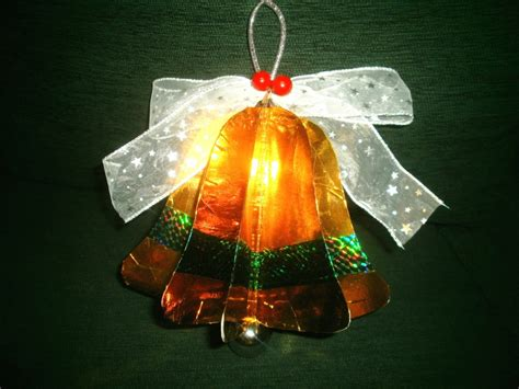 making christmas bell ornaments bell songs how to make a bell shaped ornament holidappy