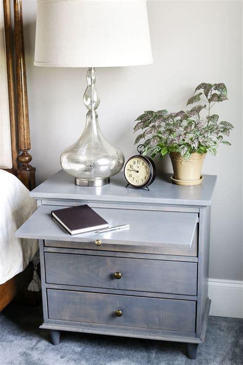 nightstand plans ideas  pinterest diy