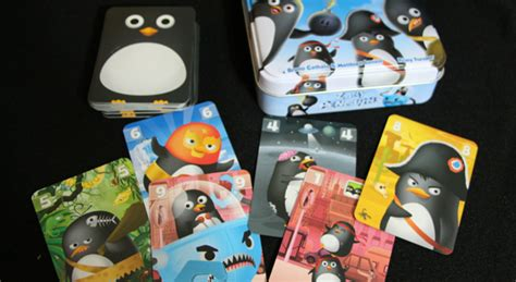 Zany Penguins board buyer s guide great 20 or less for gifting and sundry