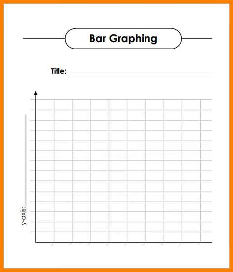 7 bar graph template for kids sephora resume