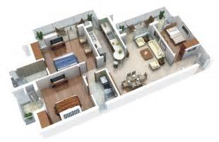 Apartment Layout 25 Two Bedroom House Apartment Floor Plans