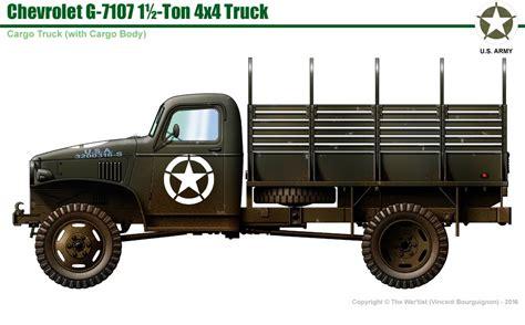 chevrolet g 7107 4x4