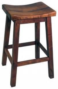 oak saddle bar stools oak saddle seat bar stool foter