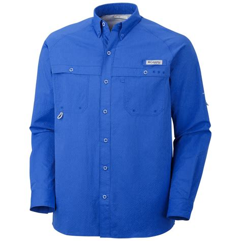 T Shirt Blue Sweat Zero X Store columbia sportswear pfg terminal zero shirt for
