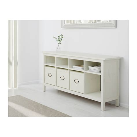 Sofa Table White by Hemnes Console Table White Stain 157x40 Cm