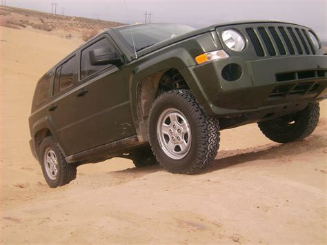 jeep patriot lifted phatdilf s 2008 jeep patriot in albuquerque nm