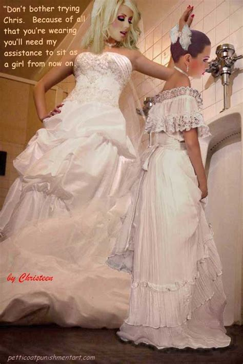 forced feminine punishment as bridesmaids 134 best images about tg art on pinterest my stepmom