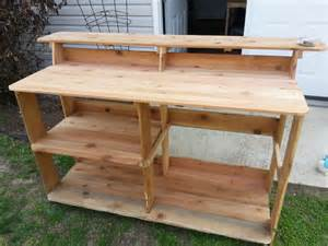 How to build an outdoor bar making your own tiki bar on a budget