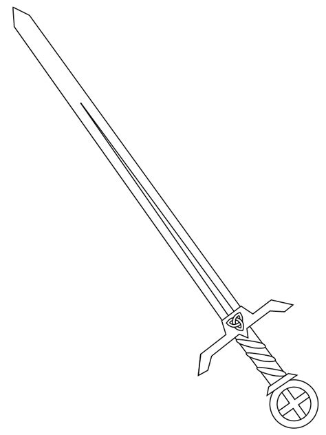 coloring pages s words easy sword coloring coloring pages
