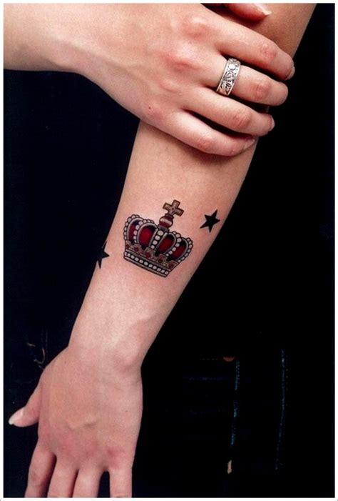 tattoo ideas crown 48 crown tattoo ideas we love pretty designs