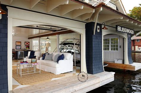 houseboat with garage best 25 boathouse ideas on pinterest boat house lake