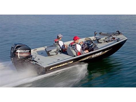 stinger boats 2015 new lowe stinger 175 bass boat for sale 16 995