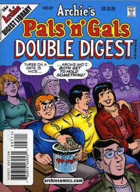 No 104 Pals N Gals Digest Magazine archie s pals n gals digest magazine 86 issue