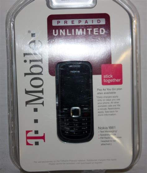 Unlimited Cell Phone Lookup T Mobile Prepaid Unlimited Nokia Cell Phone