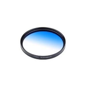 klachak digital services 77mm graduated blue color filter