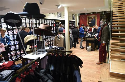 Hawes And Curtis Gift Card - manchester store opening hawes curtis