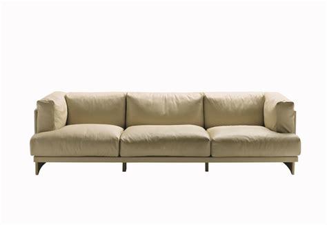 poltrona frau sofa polo sofa by poltrona frau stylepark