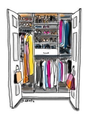 Kleiderschrank Sortieren Tipps by Die 5 Schritte Der Kleiderschrank Inventur