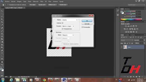 crear imagenes sin fondo con photoshop como poner fondo transparente a una imagen con photoshop