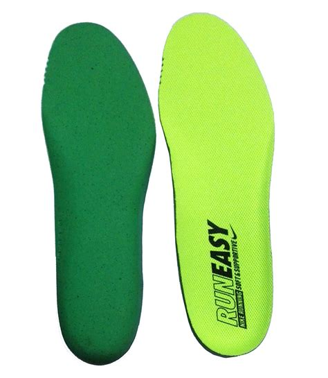 shoe insoles for running nike air max zoom running runeasy soft support shoes