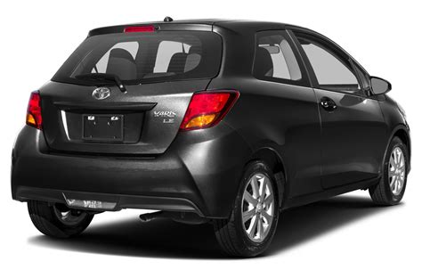hatchback cars 2016 2016 toyota yaris price photos reviews features