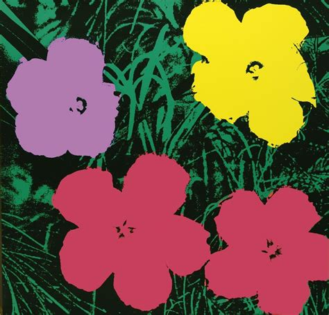 arte fiori andy warhol flowers search 7000 oaks