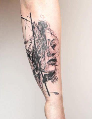 london tattoo line work beautiful tattoos look like sketches inspired by geometric