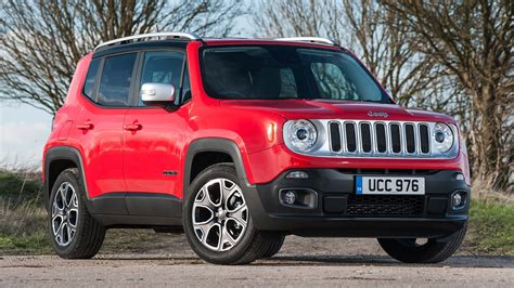 Jeep Renegade Road Jeep Renegade 2 0 Multijet 4wd Limited Two Minute Road