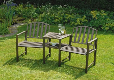 love bench garden furniture bronze metal love seat garden bench spacious 2 seater loveseat with table and