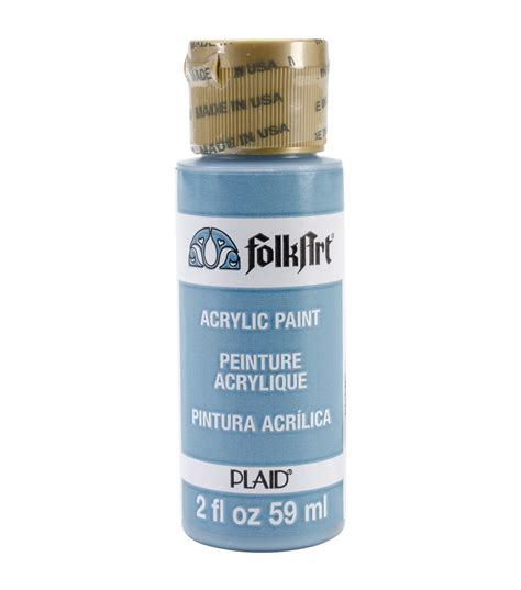 folk acrylic paint bulk folk acrylic paint 2oz blue jo