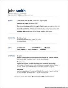 simple resume template open office resume templates open office free best business template