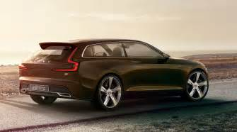 Volvo Concept Estate Volvo Concept Estate Officiell Mycket P1800 I Nya Kombin