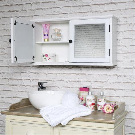 white mirrored bathroom cabinets white mirrored bathroom cabinet melody maison 174