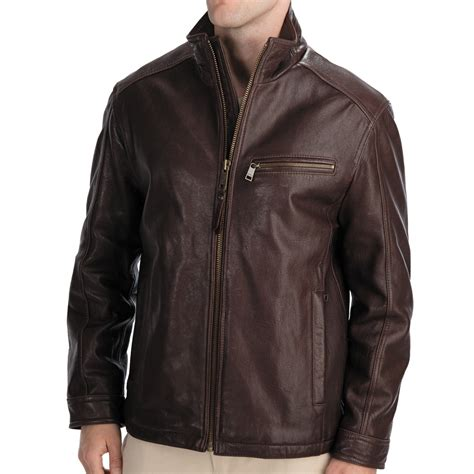 rugged leather jackets marc new york by andrew marc nolan leather jacket rugged for save 41