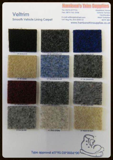 Veltrim Lining Carpet (10m Plus 1  Tins Trimfix Adhesive