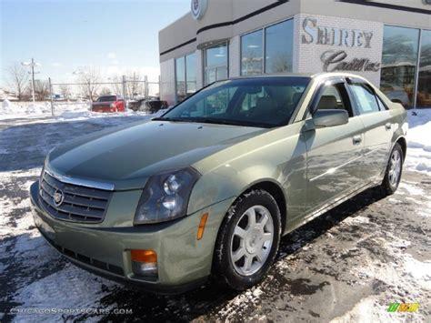 2004 cadillac cts silver 2004 cadillac cts sedan in silver green 120781