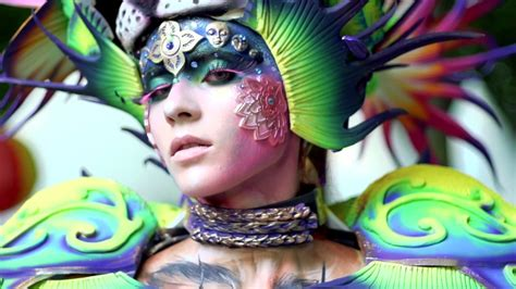 world bodypainting festival world bodypainting festival trailer 2017