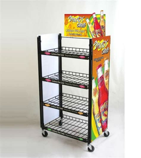 Grocery Store Display Racks by Grocery Store Wire Metal Display Rack Hsx A1868