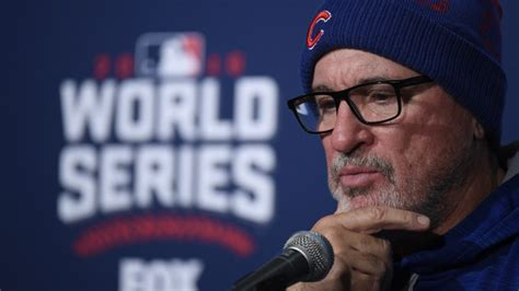 Mba Cubs World Series by Joe Knows There S Maddon Mania His Unique Management