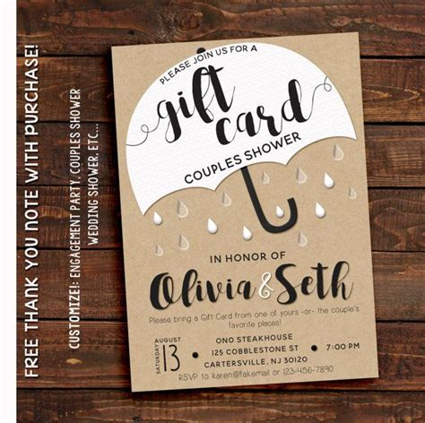 Gift Card Wedding Shower Ideas - 7 best gift card shower images on pinterest bridal showers couple wedding showers
