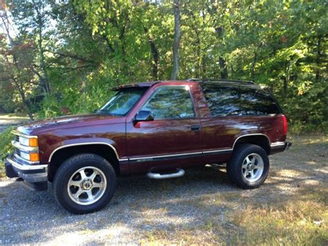 tahoe boats for sale bc 1995 chevrolet tahoe used chevrolet tahoe for sale in